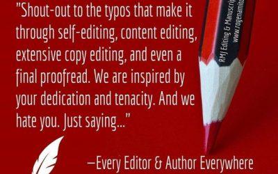 Publishing: Final, final… final checks